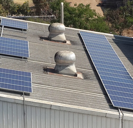Industrial Rooftop Solar